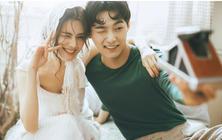 【太郎花子】♥ 韩范十足 创意婚纱 ♥