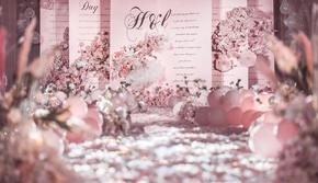 【轻奢定制】书信●浪漫粉色
