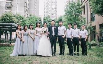 首席单机婚礼摄影(原片600精修60)限时特惠