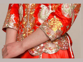 MUSES婚纱礼服--超值龙凤褂租赁套餐