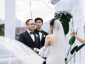 FREESUE凤梨苏-首席双机位婚礼摄影