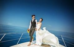 浪漫游艇出海