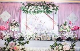 【天使梦缘】现场实拍!超值!粉色梦幻婚礼E1套餐