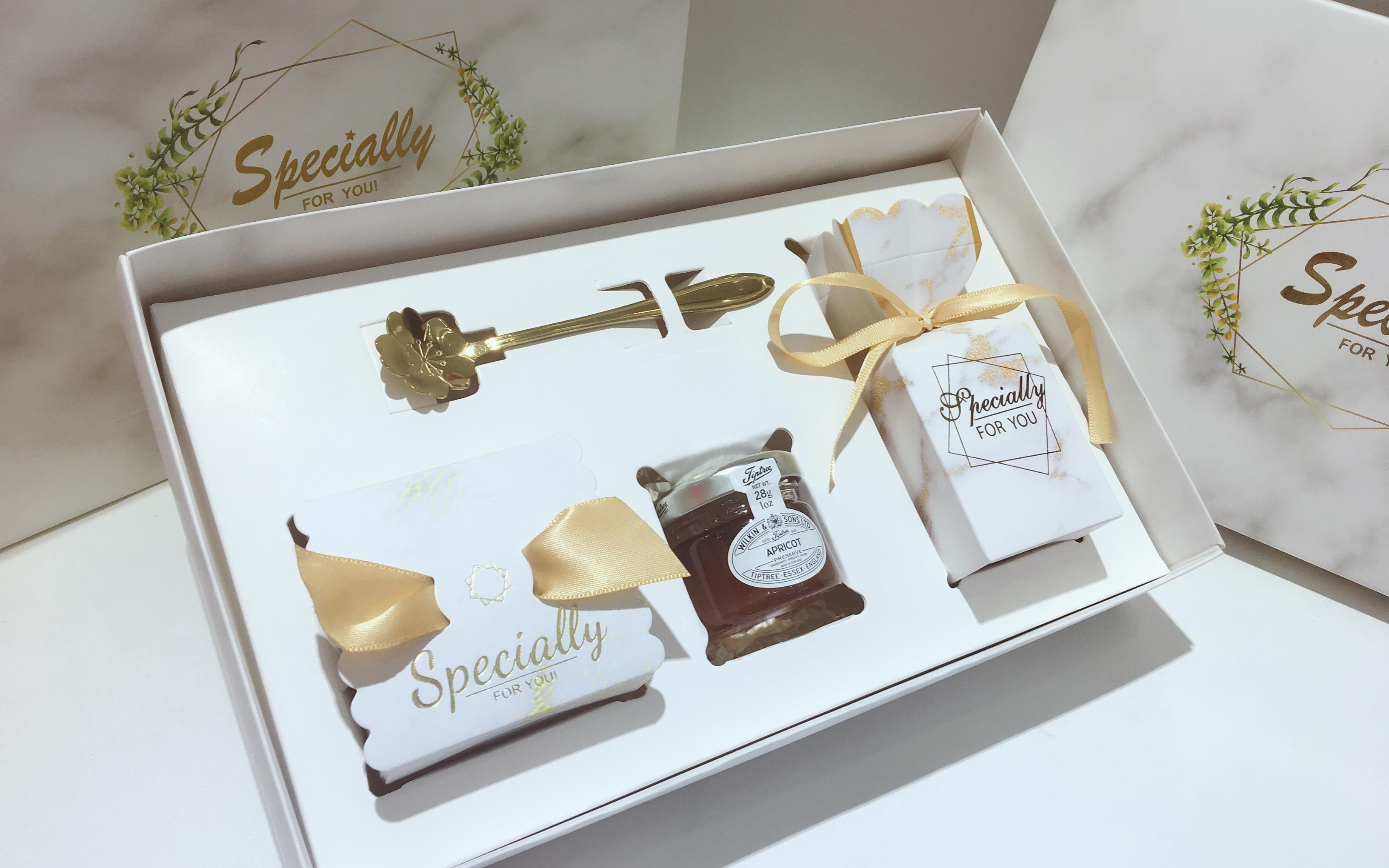 结婚喜糖礼盒成品含糖