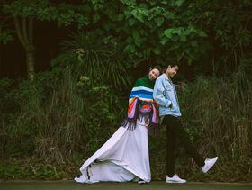 【纪实风婚纱照】2999元私人订制风格、五套服装