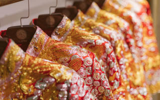 IU Bridal婚纱礼服设计定制