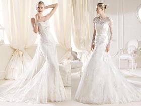 代理品牌-PRONOVIAS婚纱系列