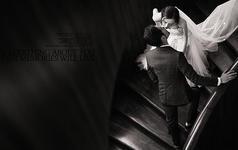 三亚APPLE视觉婚纱摄影|非诚勿扰2|园林主题