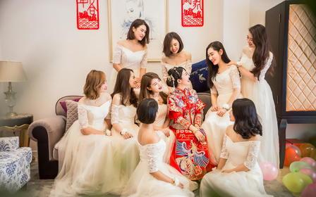 皮壳车影像-总监双机位-婚礼跟拍(有产品)