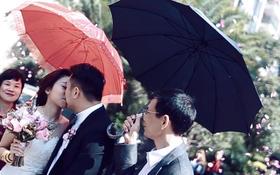 JAVISION三机总监主题婚礼《缘分》