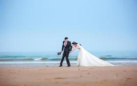 帆映像婚纱摄影【真实客照】--经正阳夫妇