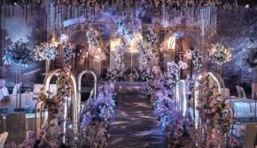 【一森婚礼】紫色莫奈—《紫·淀》