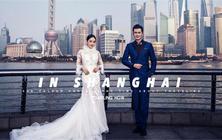 上海旅拍+10服10造+定制城市微旅拍+魔都夜景
