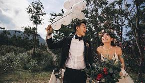 【明星同款】INS纪实风、 抽免费拍摄婚纱照!