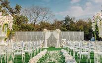 小清新婚礼风——梦中花园