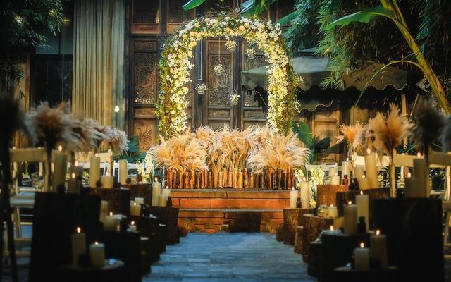 铂悦婚礼—蒹葭 小清新森系婚礼