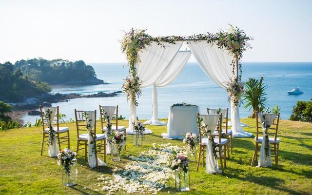 三亚海边婚礼策划征集案例活动17000