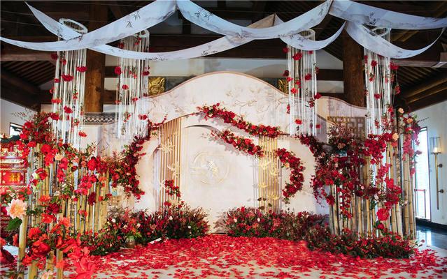 【BOYA铂雅婚礼】新中式婚礼