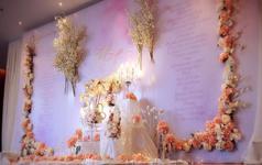 【好日子婚礼】凤凰八佰伴酒店粉色轻梦主题案例