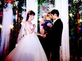 【陕西Marryme清新婚礼】—绿色系  可分期付