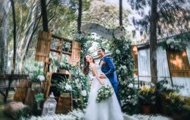 总监摄影师+首席摄影师双机位婚礼跟拍