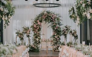 【不二婚礼】粉色公主梦。