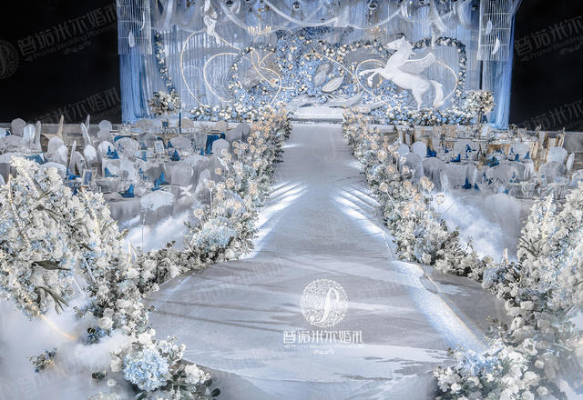 【天空之城】普诺米尔婚礼
