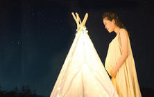 【瞳创孕妈妈照】夜景拍摄,风格任选,服装部分区域
