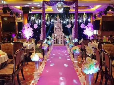 【婚礼布置】皇冠嫁日