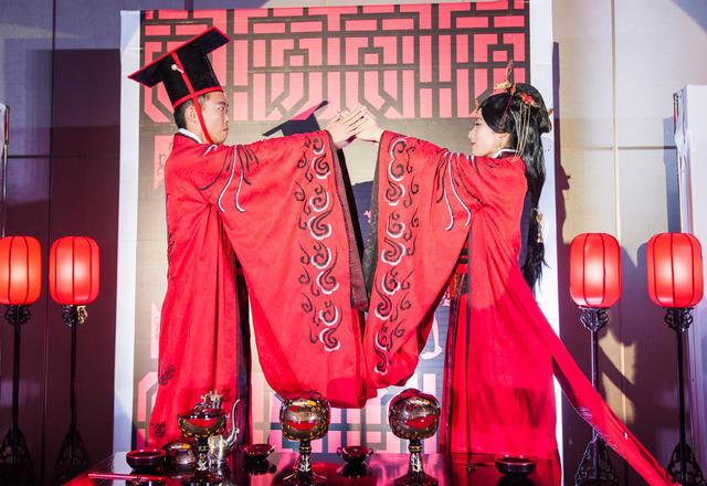 华夏风采-周制婚礼-传承文明