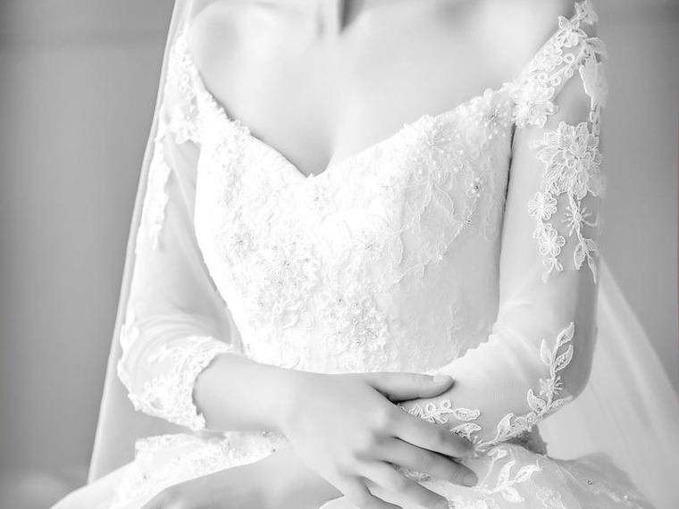 SUNSHINE原创婚纱设计-来自纯手工的魅力