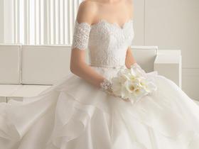 高级来图定制婚纱