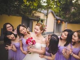 婚纱+跟妆套餐 糖果婚纱奢华顶级系列 2888元