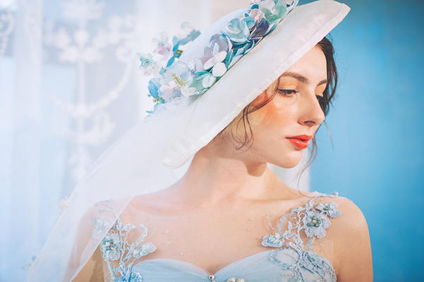 VIAN薇安婚纱造型|灰姑娘