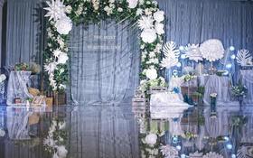 【吉浩婚庆】--紫薇主题婚礼