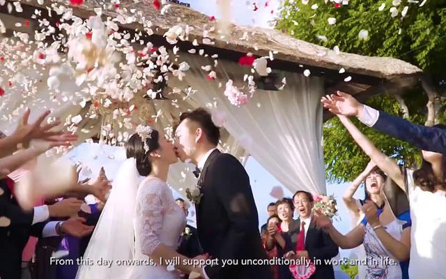 巴厘岛婚礼mv—《inspired by yo》