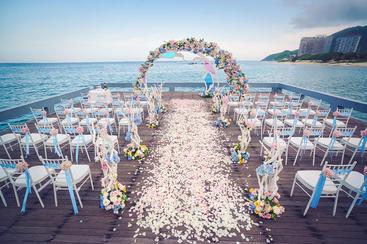 三亚汇爱婚礼 | 拱月