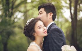 【醉美伊人】婚纱摄影客片欣赏