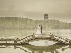 【杭州金夫人】西湖旅拍 拍摄一对一五服五造