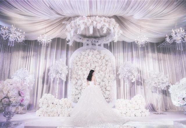 宫廷唯美风婚礼《幻梦》
