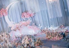【瑾一婚礼】小公主-《超值套系》含资深四大