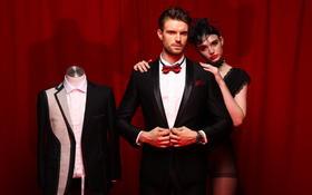 男士礼服——热爱520大胆爱系列