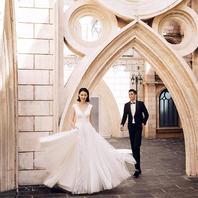 【人气爆款】欧式奢华婚照|1对1服务+主题任选拍