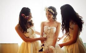 全程新娘跟妆  私人订制