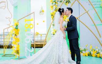 厦门婚礼 摄影+摄像 单机位婚礼跟拍 晨曦映像