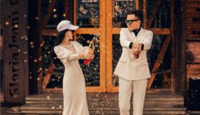 城市轻旅拍 《天津站》+首席团队+苏菲水晶礼服