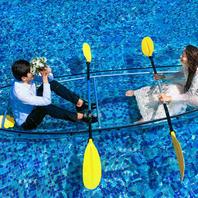 【限时活动】满意再付款/圣托尼里旅拍婚纱套系
