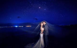 柠檬树海景婚纱套系22888元