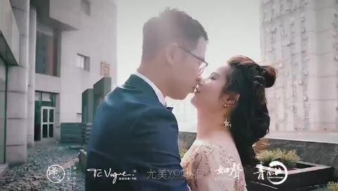 【译心婚礼】 紫金山庄 裸粉仙气中式婚礼