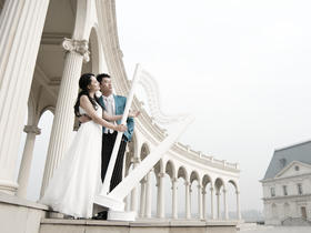 韩式婚纱照【香草影堂】订单送3888婚嫁大礼包